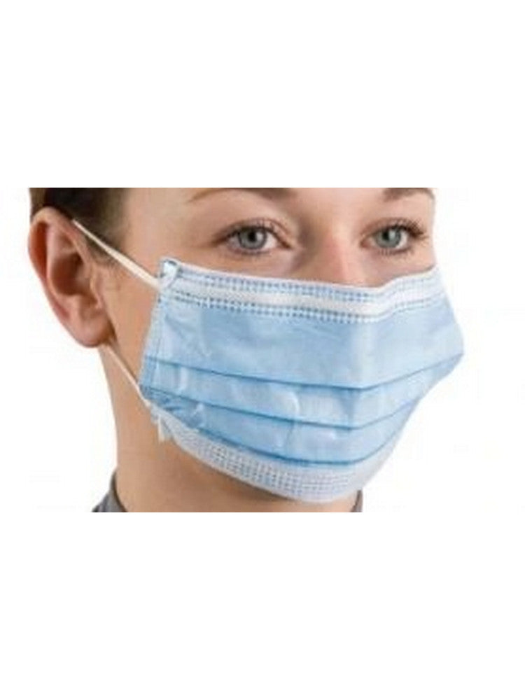 3 Ply Type I Disposable Surgical Masks (Pack of 50) - IN STOCK, for SAME DAY Dispatch with FREE Delivery