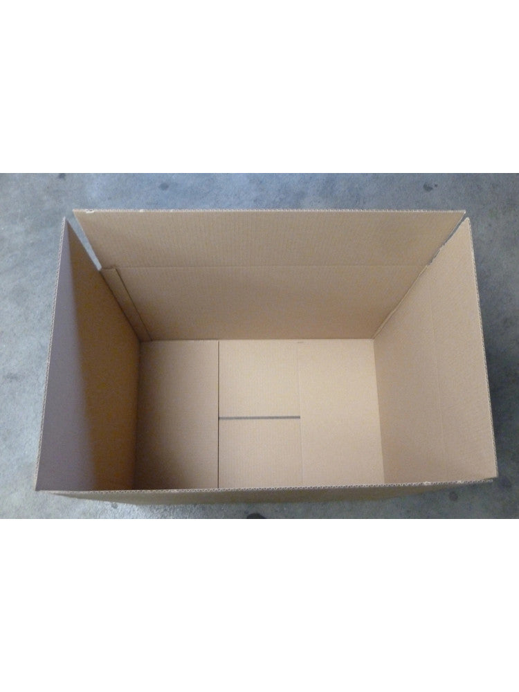 Carrier boxes Brown (580 x 380 x 440 mm) BX05 [Pack of 25]