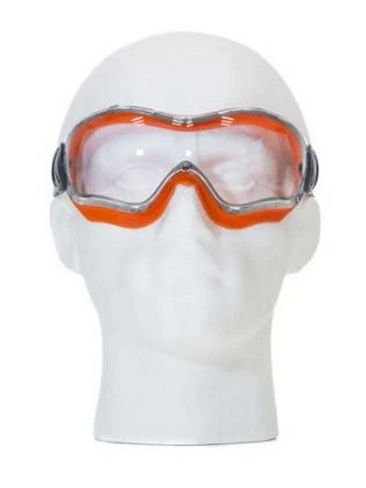 Premium Clear Contour-Fit Safety Goggle (In Stock for Same Day Dispatch)