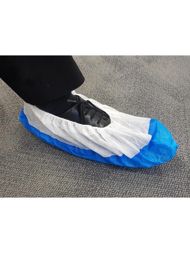 Premium Disposible Overshoe Blue  (Pack of 40) - IN STOCK, for SAME DAY Dispatch - (Tag on Item, Order Value Must Be above £30 Ex Vat)