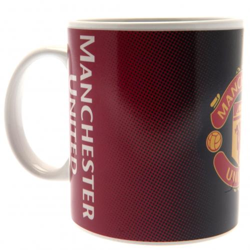Manchester United F.C. Heat Changing Mug GR