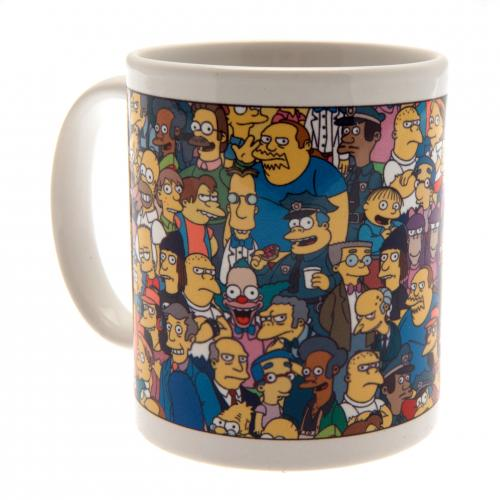 The Simpsons Mug