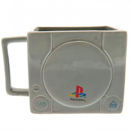 Playstation 3D Mug