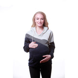Breastfeeding/Nursing/ Pregnancy  Hoodie - Childzstuff