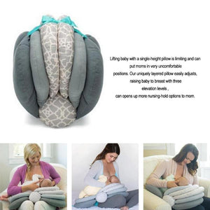 Adjustable Breastfeeding Pillow - Childzstuff