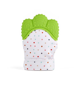 Silicone Teether Baby Pacifier Glove - Childzstuff