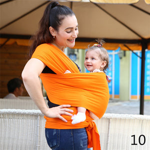 4-in-1 Baby Cover Carrier - Childzstuff