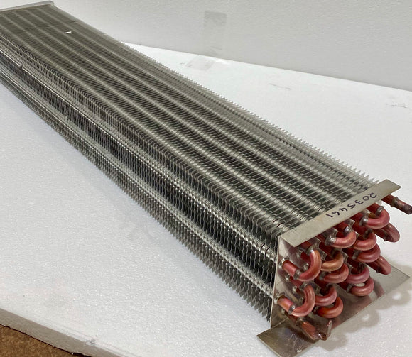 Evaporator coil P/N 2032870 suits Fralu PUP0785F