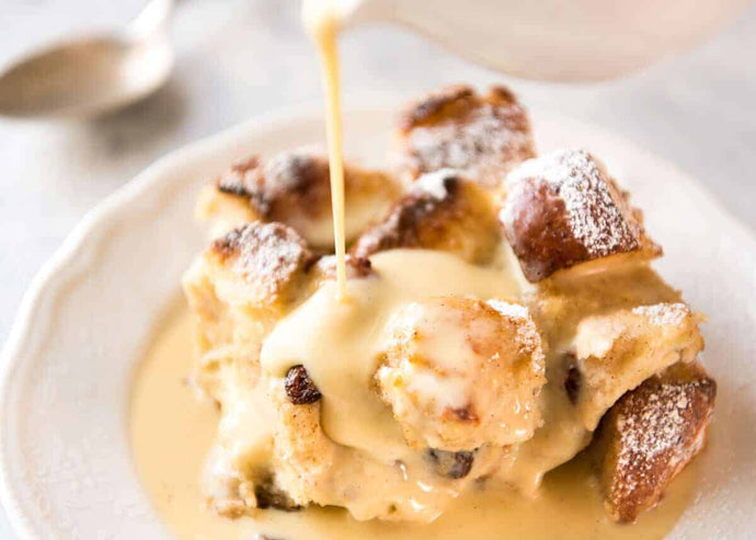 Panettone Pudding Recipe: A delicious treat.