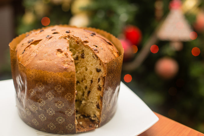 The best panettone recipe I've ever found. (So far.)