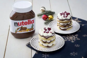 PANETTONE AND NUTELLA® TARTINES