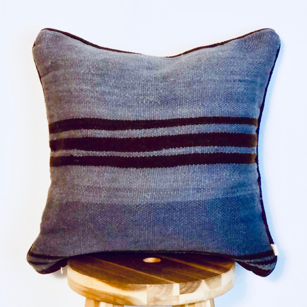 BERBER STRIPE CUSHION