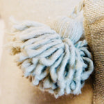 MOROCCAN POM POM CUSHIONS (SET OF TWO)