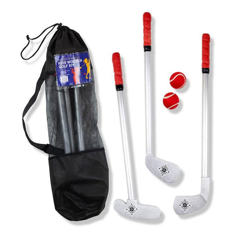 Golf Junior Wooden Set
