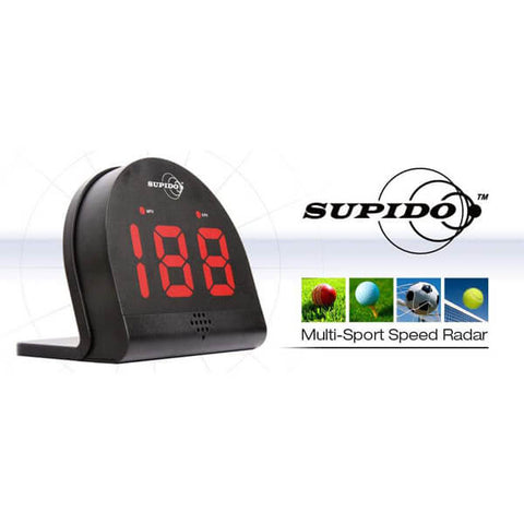 Supido Multi Sports Personal Speed Radar 1