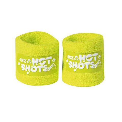 Hot Shots Tennis Wrist Band 2pk