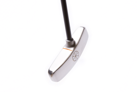 'The New' Orange Whip Putter Blade