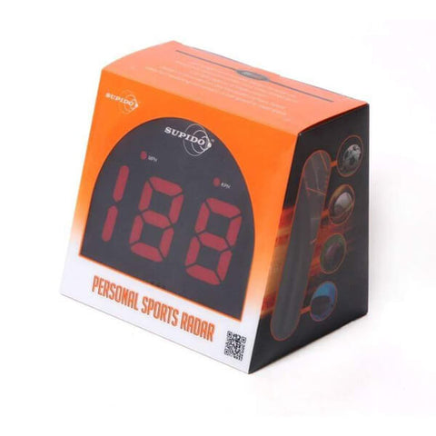 Supido Multi Sports Personal Speed Radar 2
