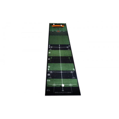 Wellputt Mat 10ft PRO (Speed 11ft) 2