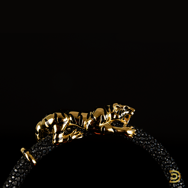 Fier Tiger Men's Bracelet