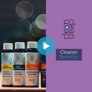 CleanClean Cleaners Benefits