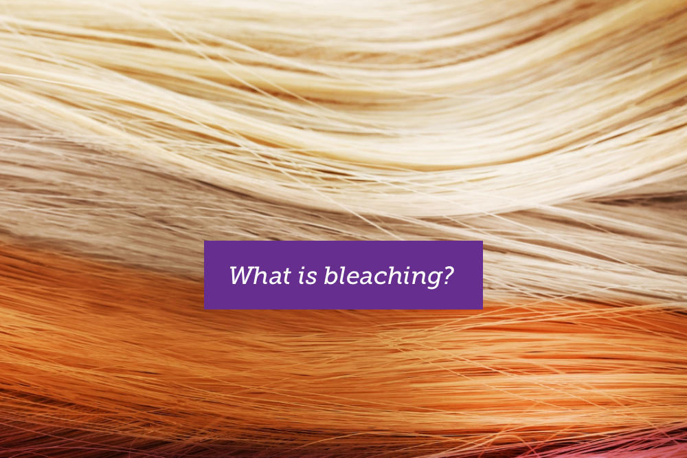 why bleaching is bad for your hair cleanclean