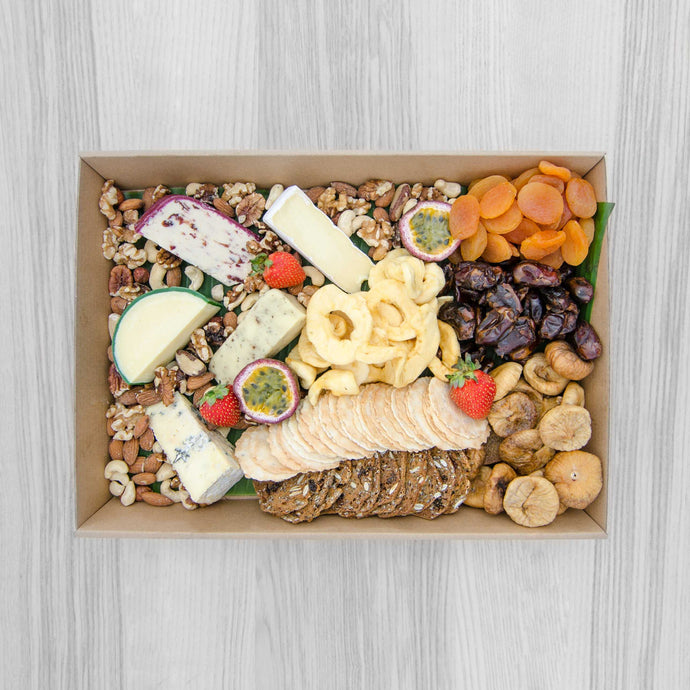 Farm House Cheese & Dried fruit platter | Mushroom Catering, Sydney's Premier Corporate, Private and Event Caterers
