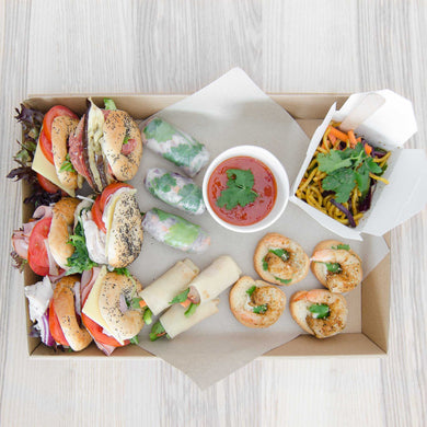 Cold Working Lunch Package