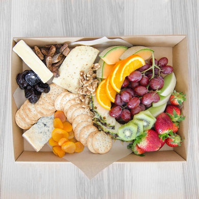 Deluxe Cheese & Fruit Platter | Mushroom Catering, Sydney's Premier Corporate, Private and Event Caterers