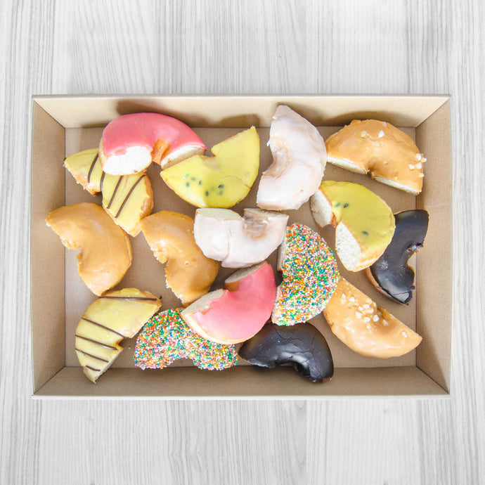 Donut box | Mushroom Catering, Sydney's Premier Corporate, Private and Event Caterers