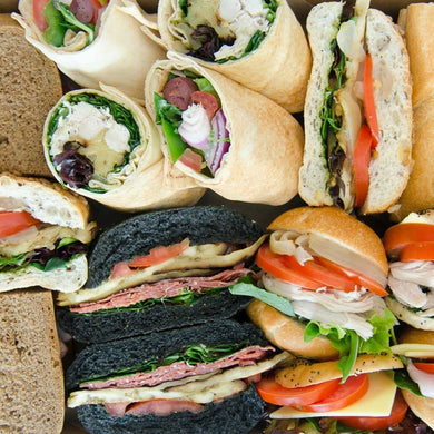 Mixed Gourmet Bread Sandwiches | Mushroom Catering, Sydney's Premier Corporate, Private and Event Caterers