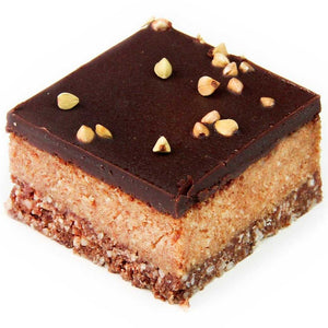 Vegan Salted Caramel Slice (6 per box) | Mushroom Catering, Sydney's Premier Corporate, Private and Event Caterers