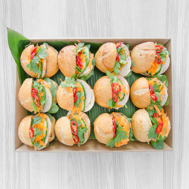 Vietnamese pork roll box |  Mushroom Catering, Sydney's Premier Corporate, Private and Event Caterers