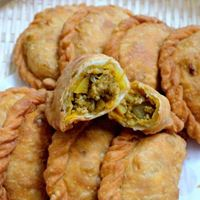 Curry Puffs (per dozen) | Mushroom Catering, Sydney's Premier Corporate, Private and Event Caterers