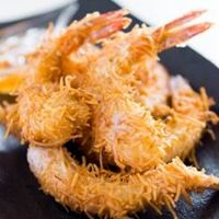 Coconut Tiger Prawns | Mushroom Catering, Sydney's Premier Corporate, Private and Event Caterers