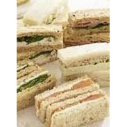 Finger sandwiches filled w gourmet fillings | Mushroom Catering, Sydney's Premier Corporate, Private and Event Caterers