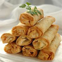Cocktail Vegetable Spring Rolls (per dozen) | Mushroom Catering, Sydney's Premier Corporate, Private and Event Caterers