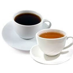 Freshly Brewed Coffee & Tea