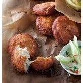 Barramundi Thai fish Cakes | Mushroom Catering, Sydney's Premier Corporate, Private and Event Caterers