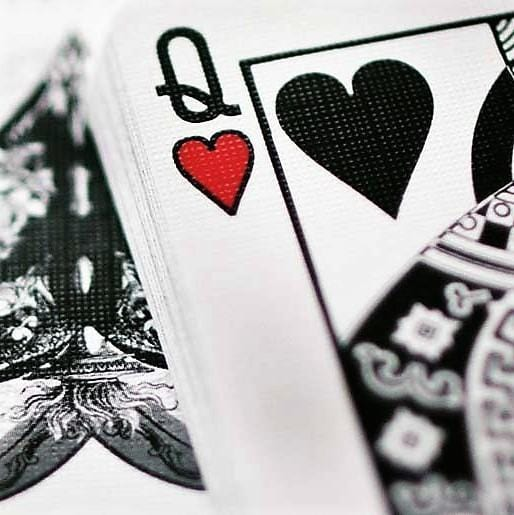 Murphy's Magic Playing Cards Bicycle Ghost Playing Cards By Ellusionist