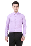 Light Purple Formal Shirt for Men.