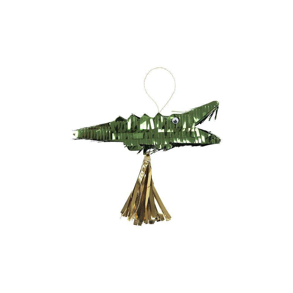 Crocodile Party Favor Piñata - Whoot Party Boutique