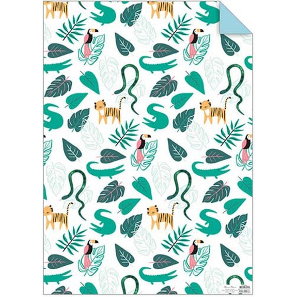 Go Wild Wrapping Paper - Whoot Party Boutique