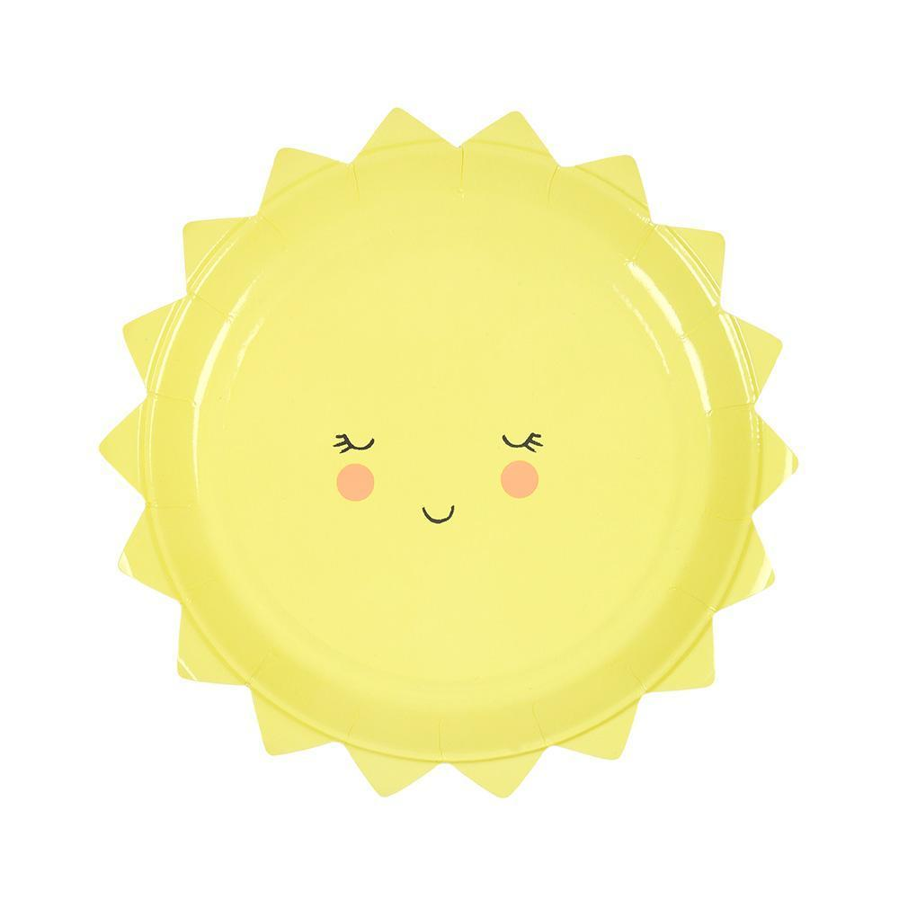 Sun Plates (small) - Whoot Party Boutique