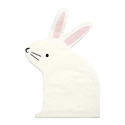 Bunny Napkins - Whoot Party Boutique