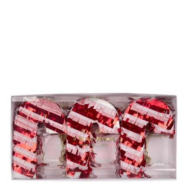 Candy Cane Mini Pinatas - Whoot Party Boutique