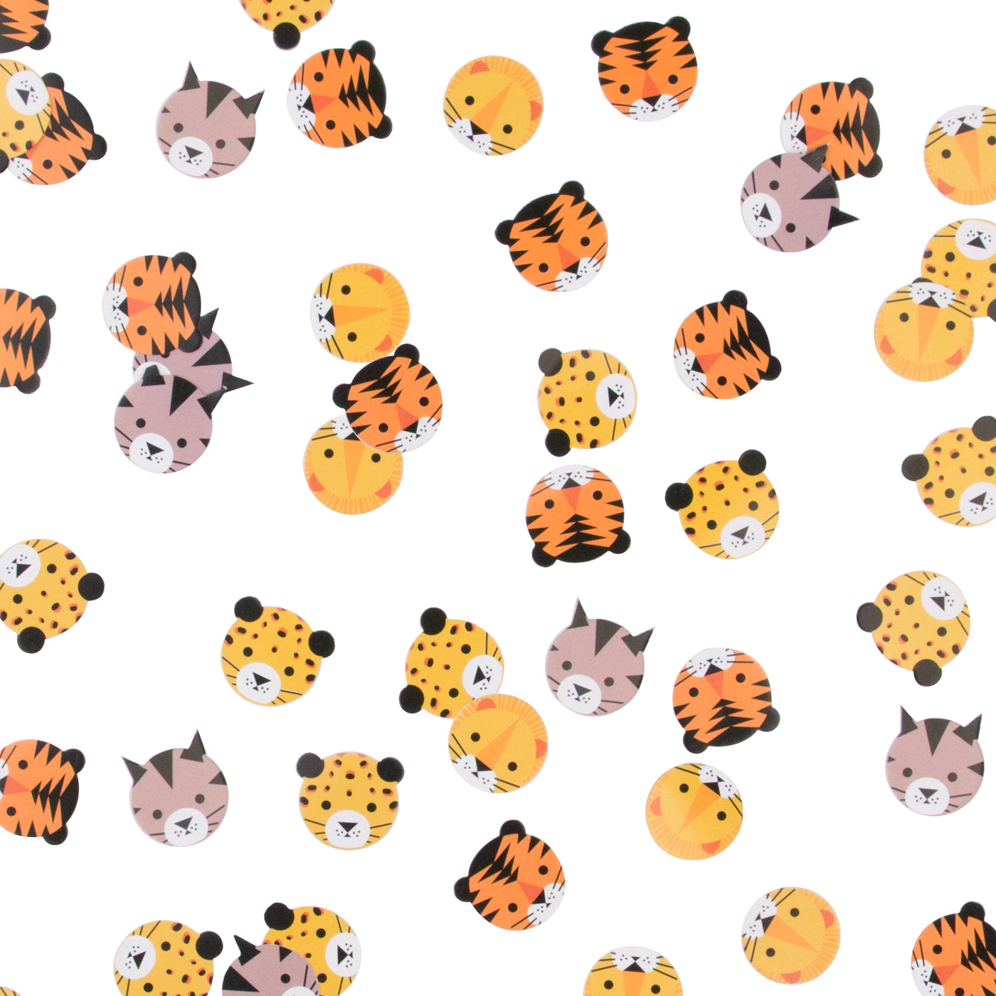 Mini Felines Confetti - Whoot Party Boutique