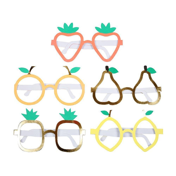 Fruit Glasses - Whoot Party Boutique