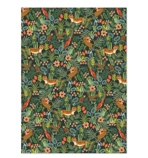 Jungle Wrapping Paper - Whoot Party Boutique