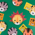 Mini Felines Printed Balloons - Whoot Party Boutique